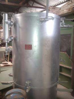 ATA 300 / 500 flow boiler