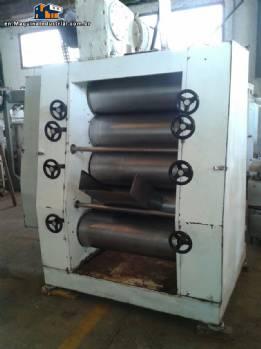 Drum stainless steel refiner