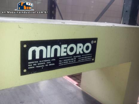 Metal detector Mineorio