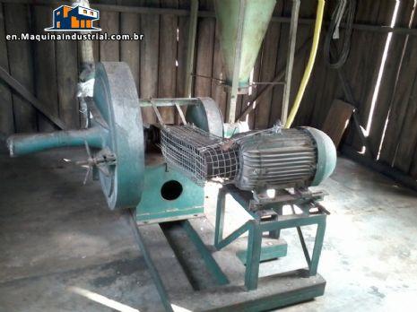 Carbon steel mill Vieira