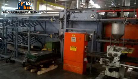 Industrial oven hook FR. Meese