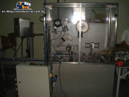 Celofanadeira Intermittent Rotary Machine