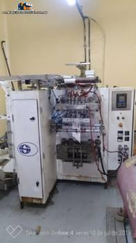 Saching filling machine São Caetano